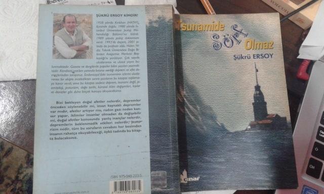 Tsunamide Sörf Olmaz Şükrü Ersoy Kitap Özeti