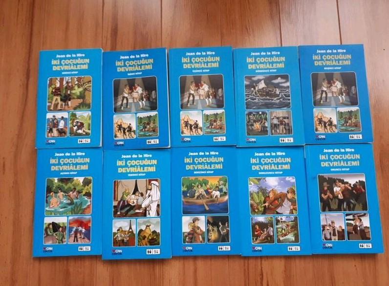 İki Çocuğun Devrialemi Kitabı Özeti