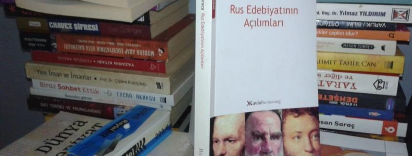 Rus Edebiyatının Açılımları Birsen Karaca Kitabı Özeti
