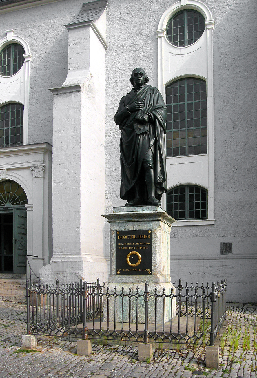 Johann Gottfried Herder'in Edebiyat Devrimi
