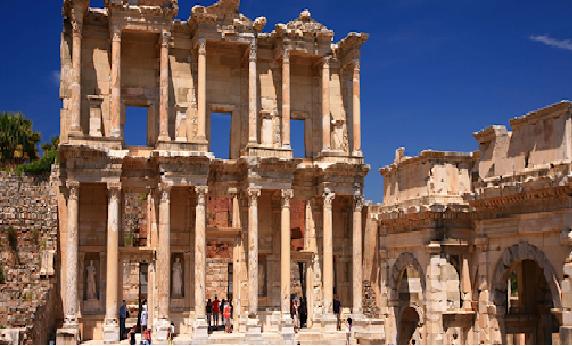 Celsus Kütüphanesi Hangi Uygarlığa Ait ve Kim Yaptırmış