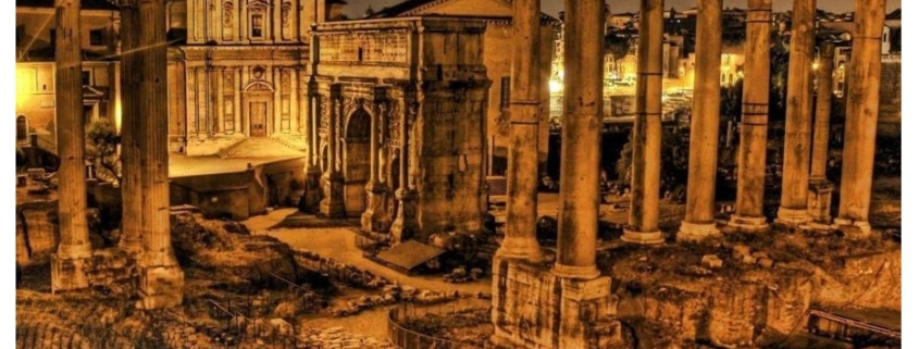 Antik Roma Edebiyatı ve Kayıp Kütüphaneler Dünyasına Bir Bakış
