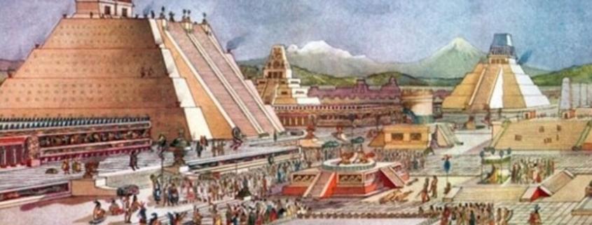 Aztlan Şehri ve Azteklerin Atalarının İlk Yerleşim Yurdu
