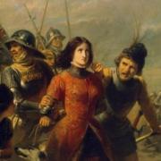 Jeanne d'Arc Heykeli Kendisine Hiç Benzemiyor Cezayir'den Bakınca