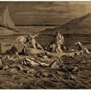 Kharoon ve Ölünün gözüne Para Koymak Geleneği Tarihçesi