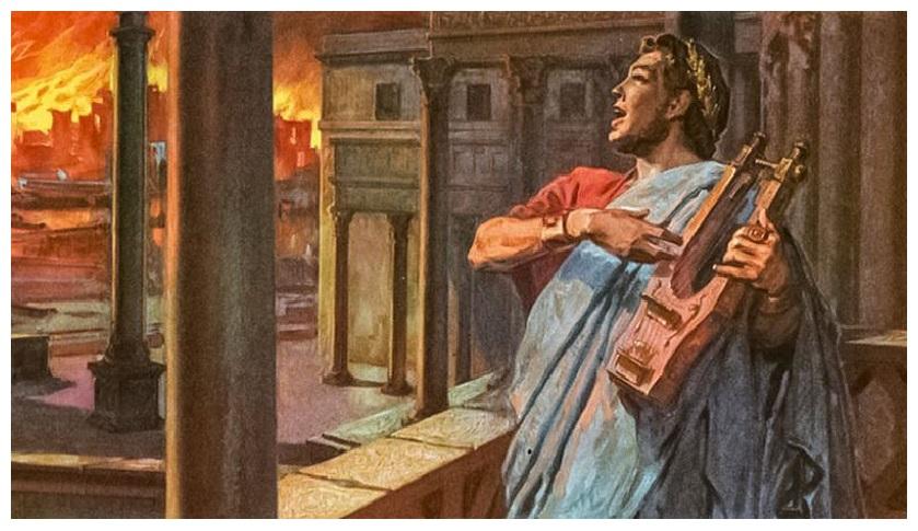 Neron Kimdir Gerçekten Roma'yı Kim Yaktı Sorusunun Muhatabı mıdır?